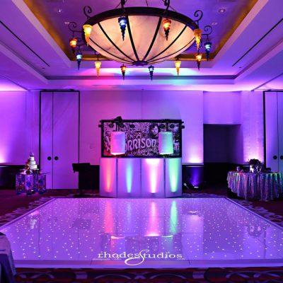 Star Light Dance Floor